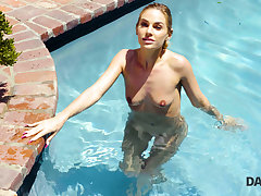 DADDY4K. Jenny is glad to attempt lascivious love making with handsome