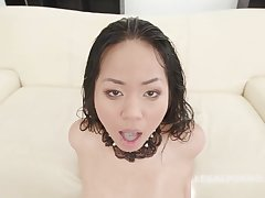 Jureka Del Mar is always in the mood to have sex with many horny guys