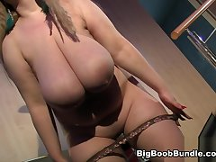 Even Cowgirls Grow Huge Boobs - Micky Bells - Micky Bells