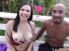 Libidinous latina MILF Marcella hot sex clip