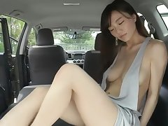 All innocent piece of baggage Nana Hiratuka gets naked and shows her mind-blowing sex