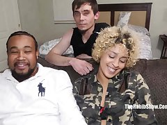 erotic newbie remi dolce mixed mexican n coal-black gets fucked by cockeye huge bam